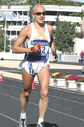 Κλασικός Μαραθώνιος 2006, τερματισμός