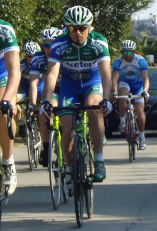 Grigoris Skoularikis cycling