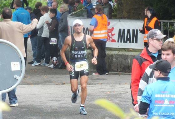 Grigoris Skoularikis Powerman Zofingen 2012 2nd run