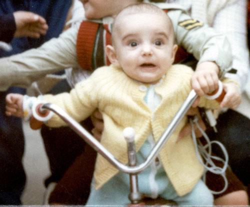 1982 Grigoris Skoularikis babyrider