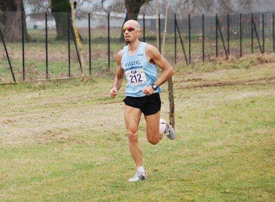Grigoris Skoularikis XC 2013