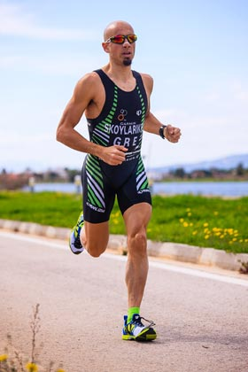 Grigoris Skoularikis duathlon champion 2013