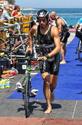 Grigoris Skloularikis Spetsathlon triathlon T1