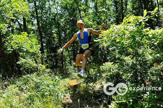 XTERRA Greece Grigoris Skoularikis jump