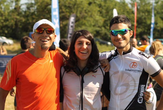 XTERRA Greece trinews.gr wins, podium