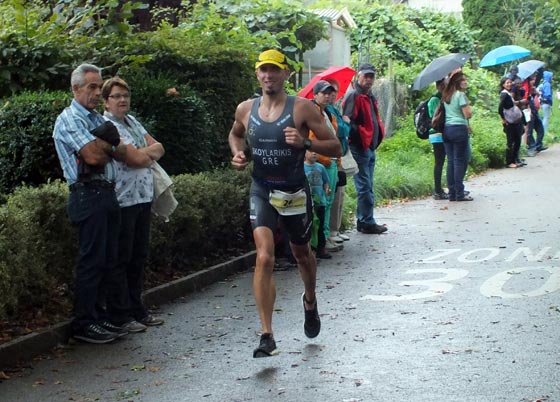 Grigoris Skoularikis Zofingen 2013 run