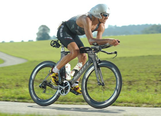 Grigoris Skoularikis Powerman Zofingen bike